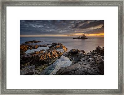 Framed Print featuring the photograph The Ocean Pharaoh by Sean Foster