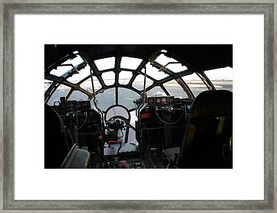Framed Print featuring the photograph The Office by David S Reynolds