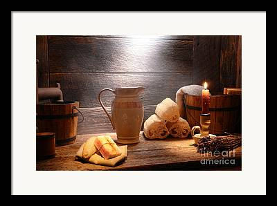 Diffused Framed Prints