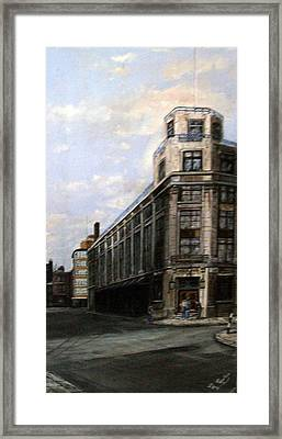 The Old Daily Mail Building London Framed Print