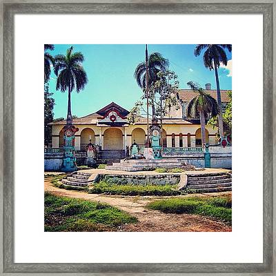 The Old Factory - Havana Framed Print