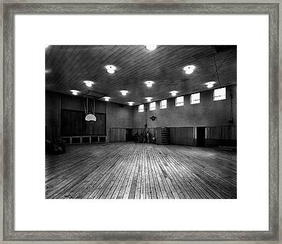 The Old Gym Framed Print by Mountain Dreams