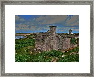 The Old Hilltop Framed Print by Kandy Hurley