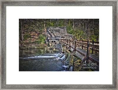 The Old Mill #1 Framed Print