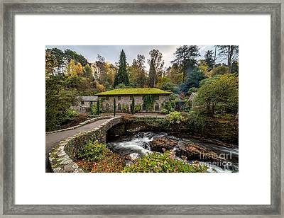 The Old Mill Framed Print by Adrian Evans