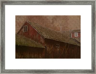 The Old Mill Framed Print by Photographic Arts And Design Studio