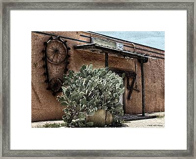 The Old Mill Framed Print by Tabitha Williams