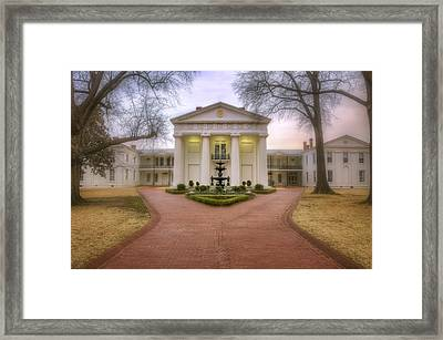 The Old State House - Little Rock - Arkansas Framed Print