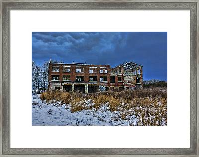 The Old Tannery Framed Print by Trevor Kersley