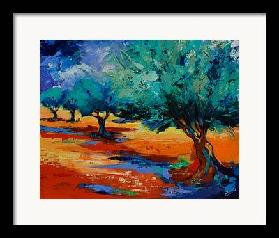 Cultivation Paintings Framed Prints