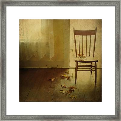 The Open Door Framed Print