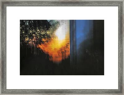 The Ordinary Is A Prison Framed Print by Steve Belovarich