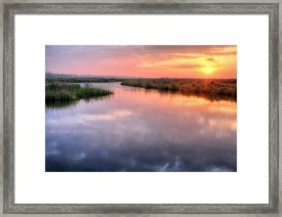 The Other Gulf Shores Framed Print by JC Findley