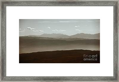 Framed Print featuring the photograph The Other Side by Dana DiPasquale