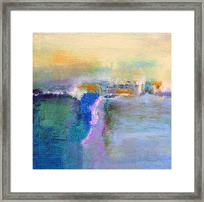 The Other Side Framed Print by Jim Whalen