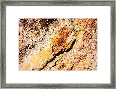 The Other Side Of The Mountain Framed Print by  Onyonet  Photo Studios