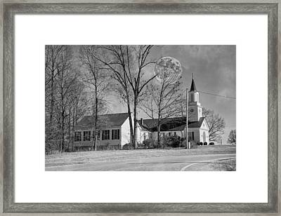 The Overseer  Framed Print by Betsy Knapp