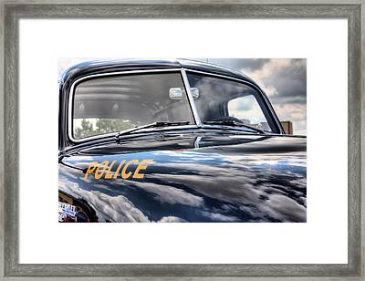 The Paddy Wagon Framed Print