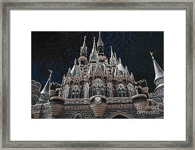Framed Print featuring the photograph The Palace by Robert Meanor