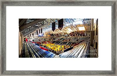 The Palestra In The Afternoon Framed Print