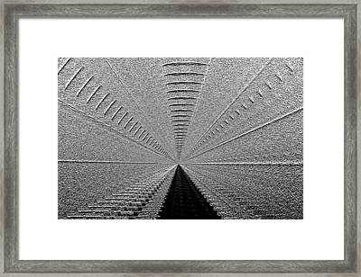The Passage Framed Print