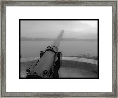 The Past  Framed Print