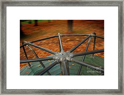 The Path To Enlightenment Framed Print by The Stone Age
