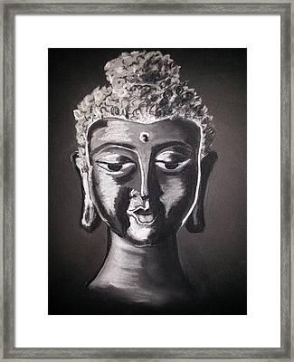 The Path Framed Print by Vidya Vivek