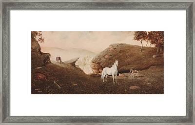 The Patriarch Framed Print