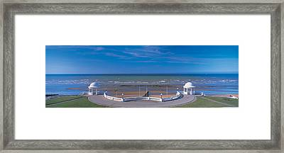 The Pavilion Bexhill E Sussex England Framed Print by Panoramic Images