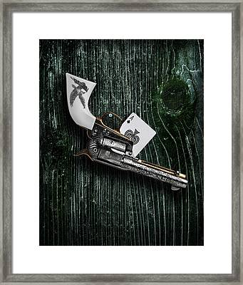 The Peacemaker Framed Print