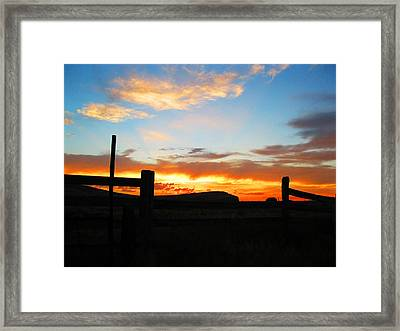 The Peninsula Framed Print by Jennifer Muller