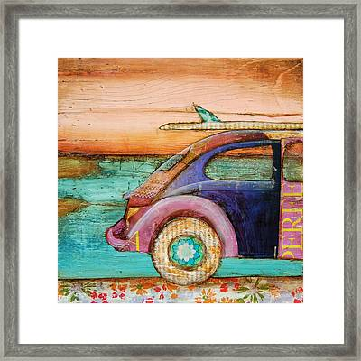 The Perfect Day Framed Print by Danny Phillips