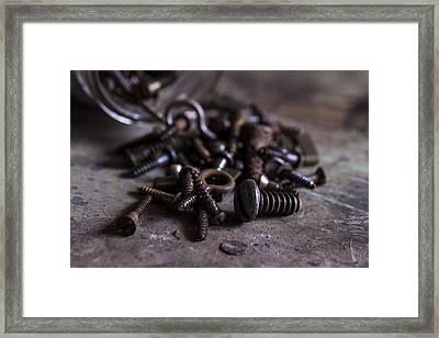 The Perfect Fit Framed Print