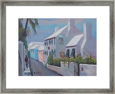 The Perfume Factory Framed Print by Dianne Panarelli Miller