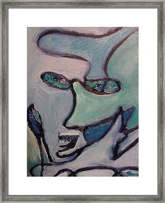 The Perpetrator  Framed Print by Shea Holliman