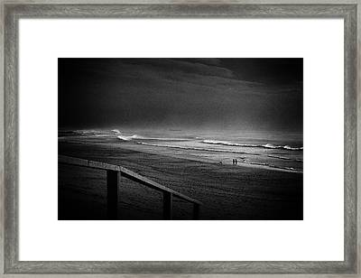 The Persistence Of Loss Framed Print