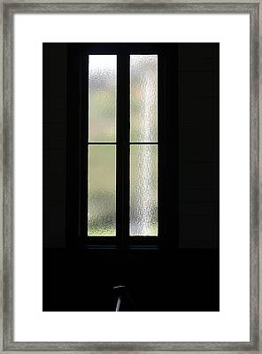 The Pew Framed Print by See My  Photos