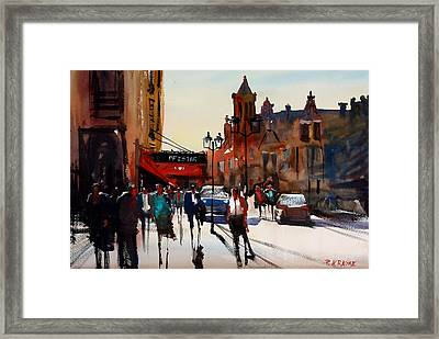 The Pfister - Milwaukee Framed Print