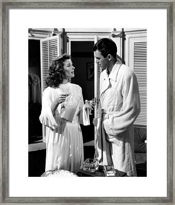 The Philadelphia Story, From Left Framed Print