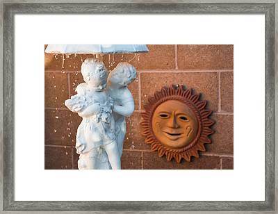 The Phoenician Lovers Framed Print