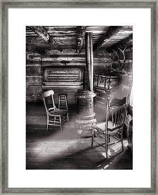 The Piano Room Framed Print by Ken Smith