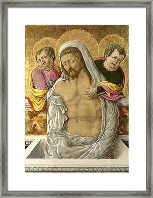 The Pieta Framed Print