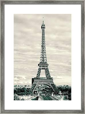 The Pinnacle Framed Print by Ivy Ho