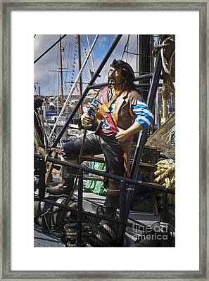 The Pirate Of Penzance Framed Print