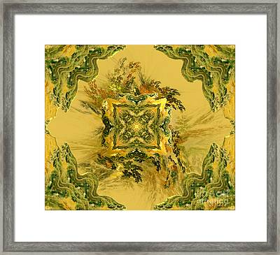 The Place Where Memories Go - Nostalgia Art By Giada Rossi Framed Print by Giada Rossi