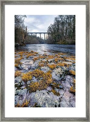 The Pontcysyllte Aqueduct Framed Print