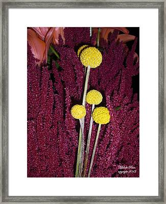 The Power Of Awareness Framed Print