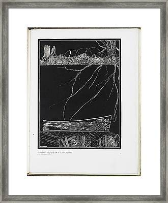 The Premature Burial Framed Print by British Library