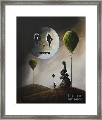 The Price Of Hope By Shawna Erback Framed Print by Shawna Erback